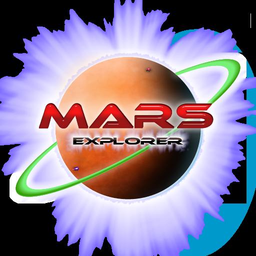 mars planet logo - photo #1